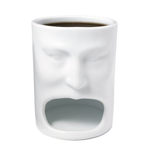 Uncommon Goods' Face Mug Is Truly One of the Coolest Mugs Ever!  Uncommon Goods' Face Mug Is Truly One of the Coolest Mugs Ever!